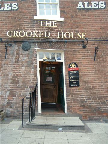 This is a very interesting old pub near Dudley which is reported to be closing down  we hope not