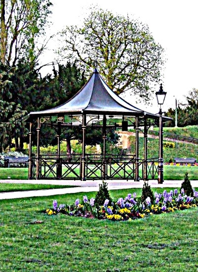 The Bandstand Argents Mead Hinckley Leicestershire Rob Hickey 2012