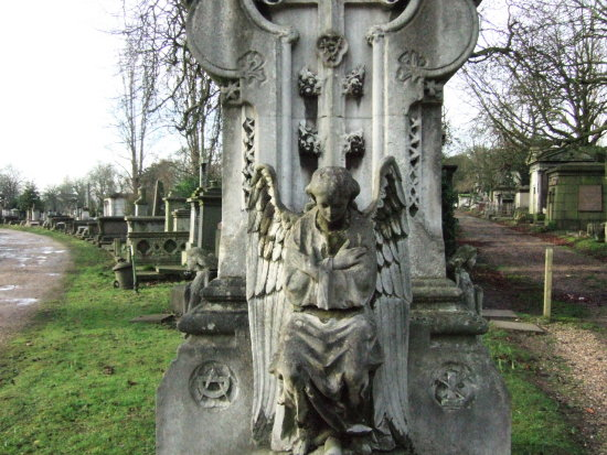 Kensal Green cemetery London