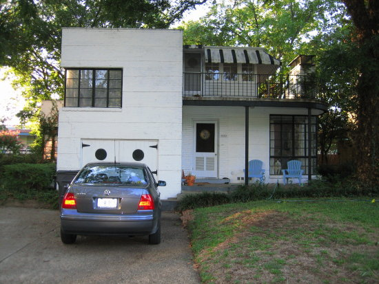 This is a series of 11 pictures of the house that I am leaving for the new house that I am buying...