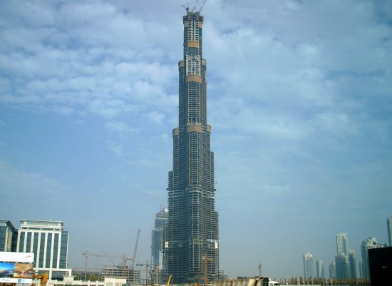 World Tallest