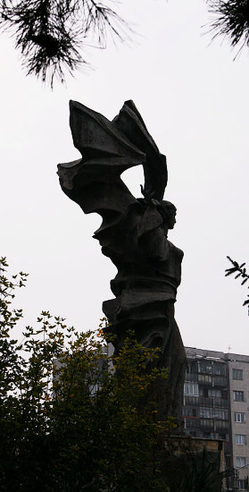The bat of Iasi :)