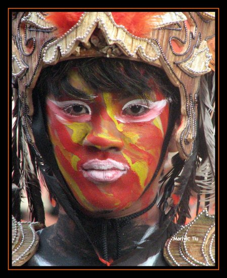 people dinagyangfestival iloilocity philippines