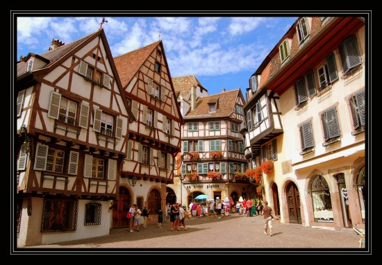 What is about Colmar that You like so much? ;-)