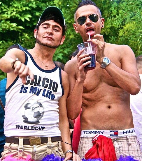 Men Man Gay Pride GayPride Spain Madrid Pics Shades