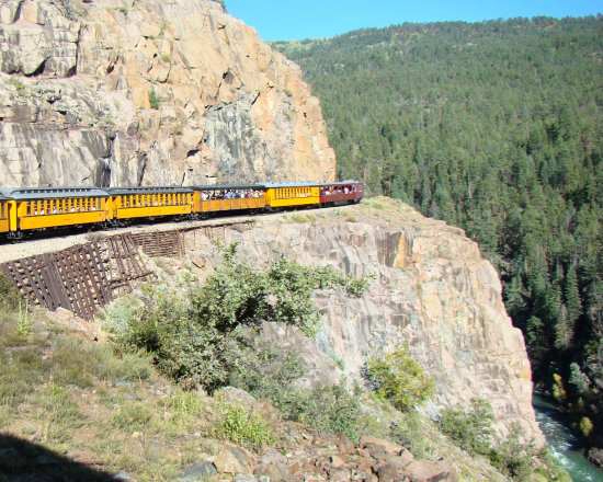 Still on vacation in Colorado.
