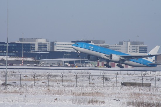 airplanes schiphol