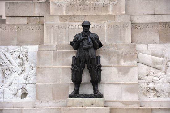 Royal Artillery Memorial Hyde Park Corner London England Nikon d90