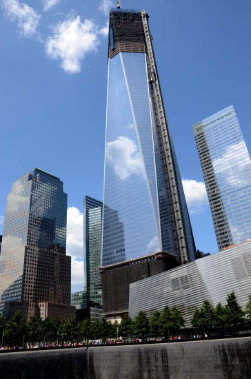 groundzero wtc newyorkcity nyc ny memorial buildings worldtradecenter 911