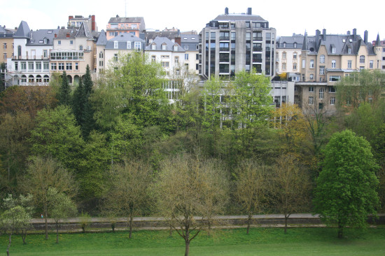 spring luxembourg city
