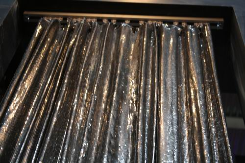 High quality colorful metallic curtain drapery chinese manufacturer factory