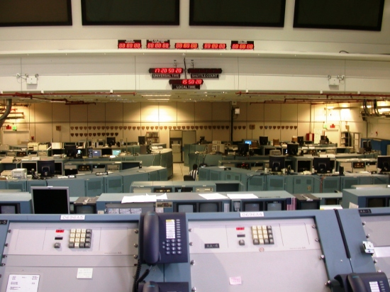 Firing Room 3 Kennedy Space Center Florida