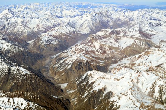 Beautiful Andes