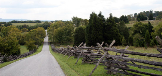Antieham Civil War Battlefield, Sharpsburg, Maryland, USA