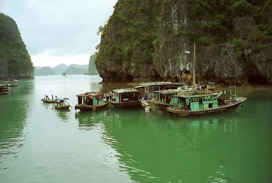 vietnam halong water boat view vietx halox watev boatv viewv