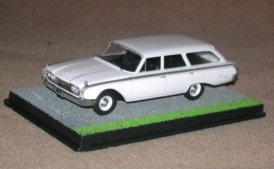 universal hobbies 1960 ford ranch wagoon james bond car collection