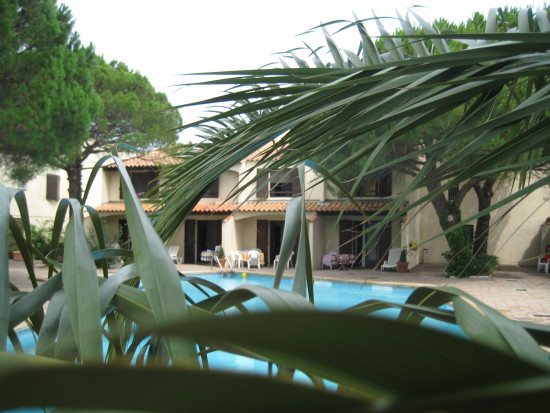 3. Phew! The room we swapped for was on the ground floor by the pool. Much better!