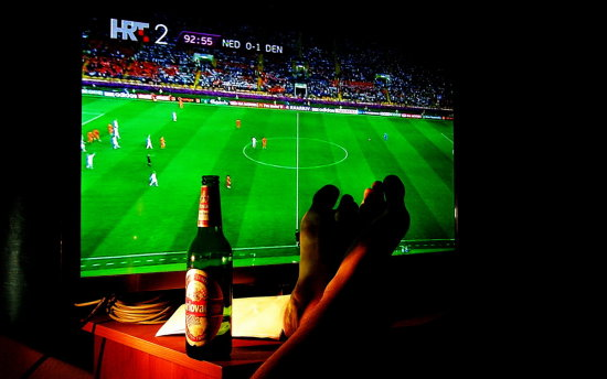 netherland denmark sport football beer tv euro