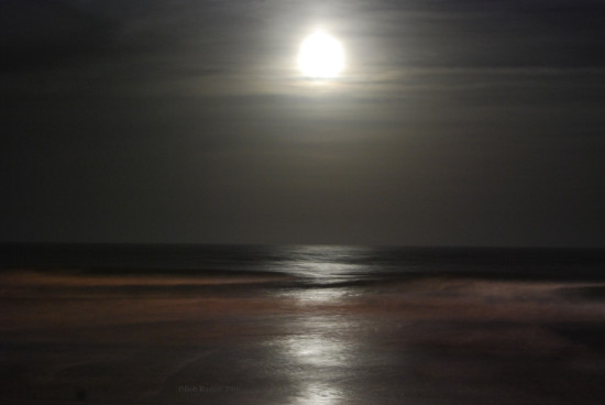 landscapes seascapes moon timelapse