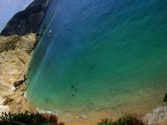 Those who know this will never forget it...Lefkada
