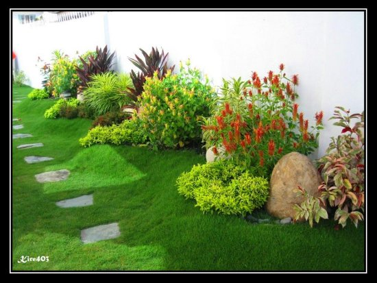 Small garden landscape in the philippines pdf for Garden design ideas in philippines