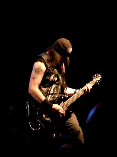 Nick Catanese BLS Guitarist Black Label Society