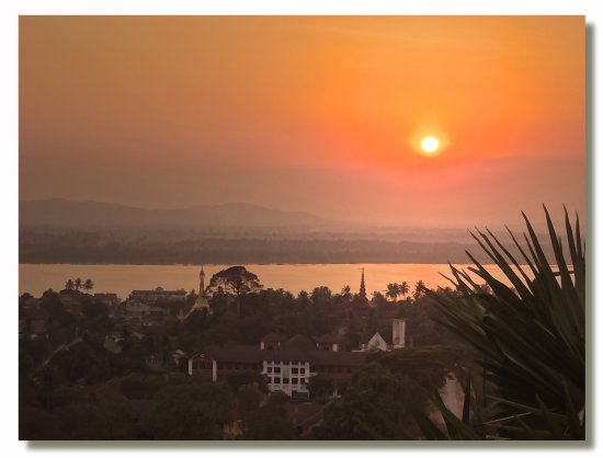 myanmar burma mawlamyine sunset view burmx mawl wateb sunsx viewb