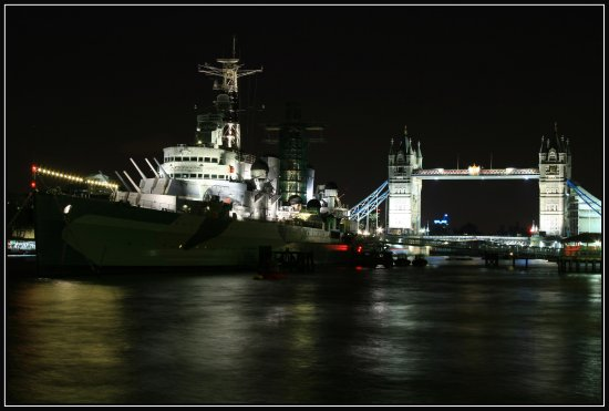 London HMS Belfast River Thames