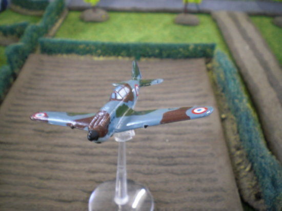15mm miniature model wargaming aircraft