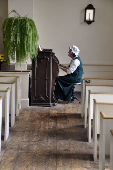 millbrook newjersey village church organ organist