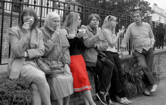 people life colour red photoedit icecream