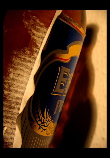 efes beer bottle