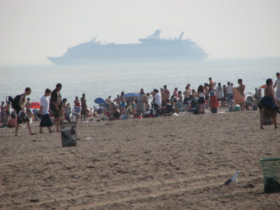 brighton beach cruise ship adventure brooklyn newyork