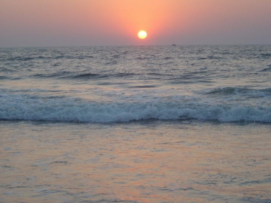 sunset india meditation photo love ocean goa
