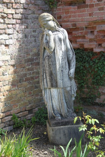 wales newport tredegarhouse objects statues