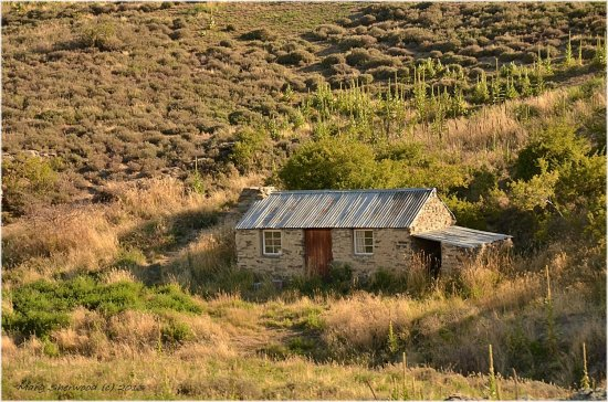 miners cottages newzealand