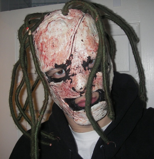 mask scary slipknot