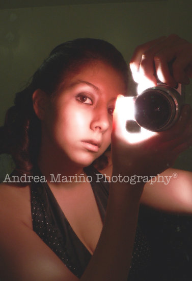women beauty ecuador guayaquil photographer andrea mario self portrait
