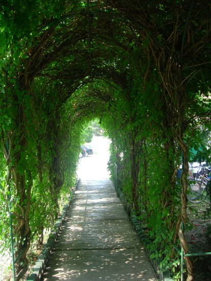 .....light at the end of the tunnel :)