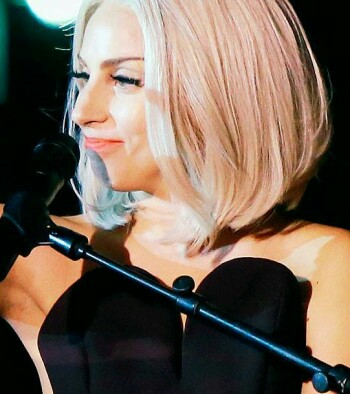 Another lovely shot of GaGa at the Gay Pride Ralley by her Photographer Terry Richardson   Satu...