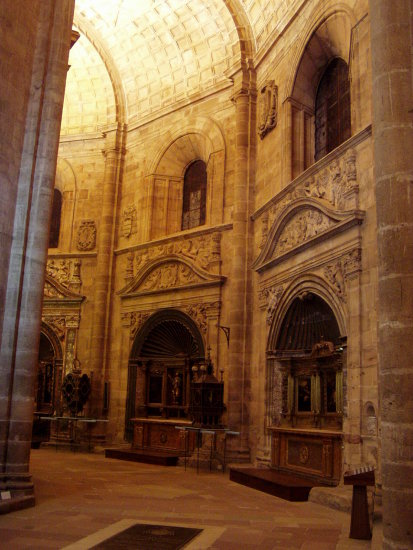 Sigenza Spain Catedral Cathedral Cathdrale Guadalajara