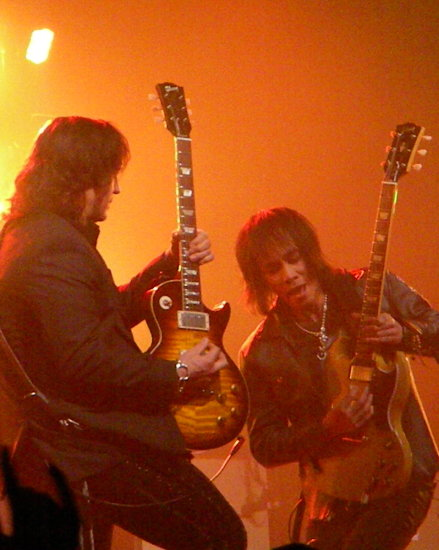 Keith Nelson and Stevie D Buckcherry Guitar Guitarist Hard Rock Heavy Metal