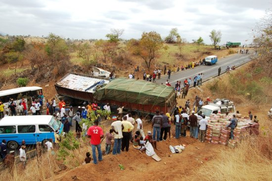 Road Accident Angola