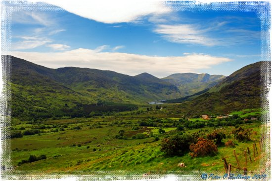 Black Valley Kerry Ireland Peter OSullivan Gap Of Dunloe