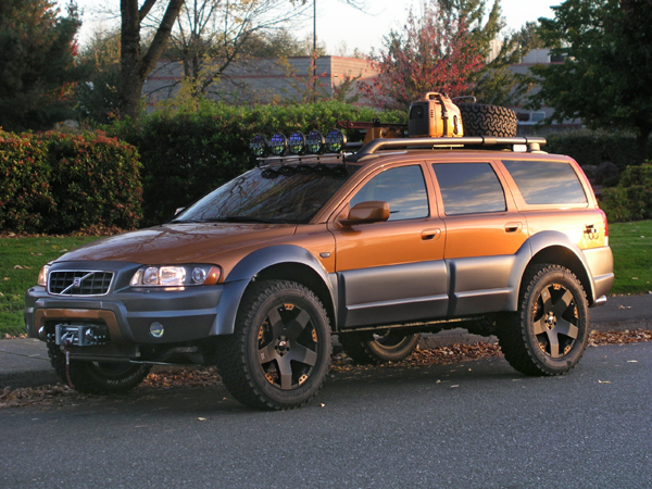 Volvo Wagon Expedition Vehicle - Expedition Portal