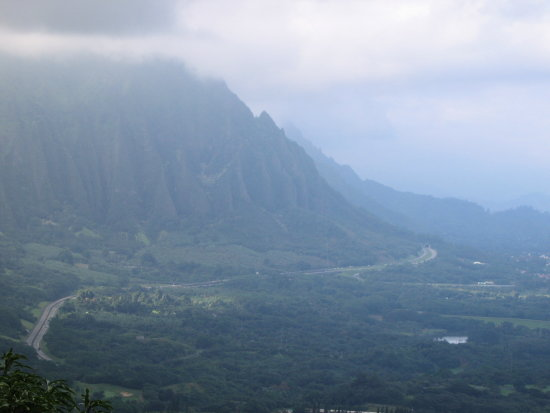 East side of Oahu Island