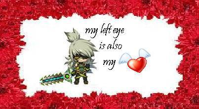 grand chase zero left eye