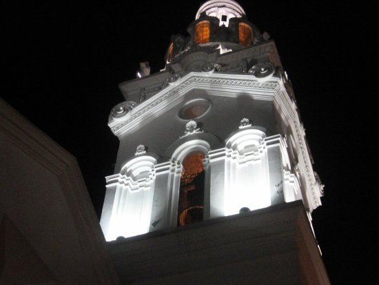 ecuadorian church