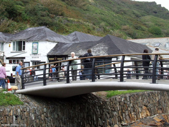 Boscastle Harbour Cornwall England Rob Hickey 2011