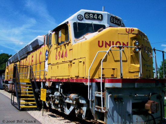 stlouis missouri us usa transportation train transportfriday 2006